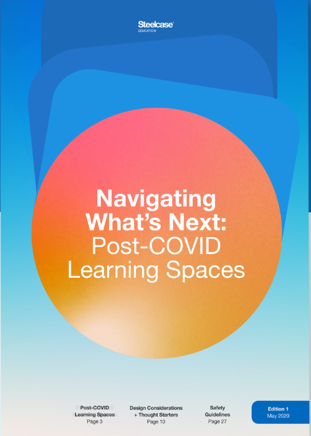 Navigating What's Next: Post-COVID Learning Spaces