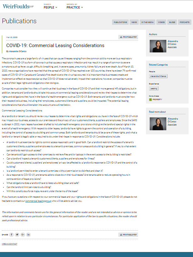KPMG Canada's PropTech Journey
