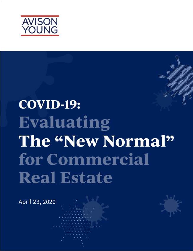 "Evaluating The ""New Normal"" for Commercial Real Estate"