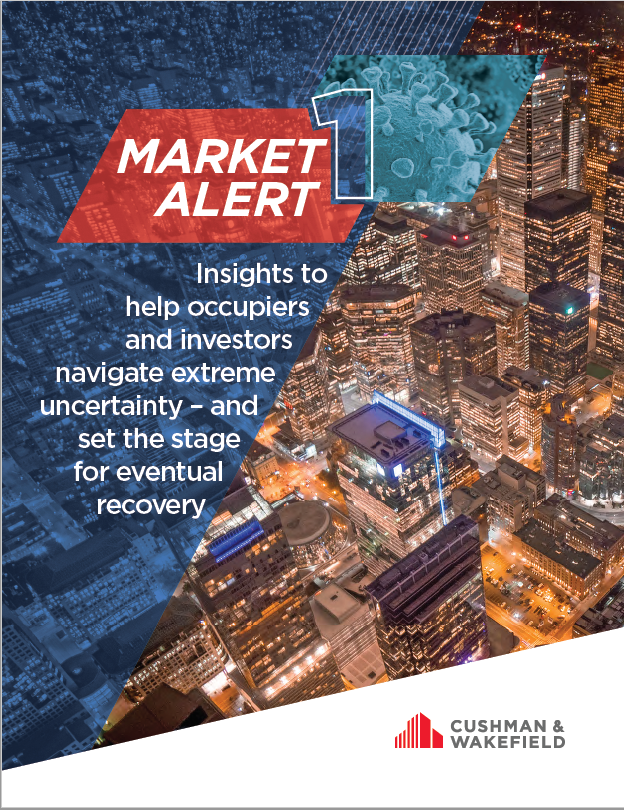 Market Alert: How Shock Proof are Canadian Office Markets?
