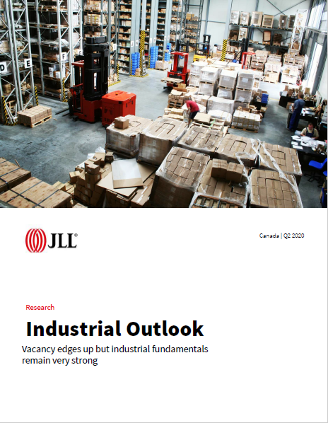 Canada Industrial Outlook Q2 2020